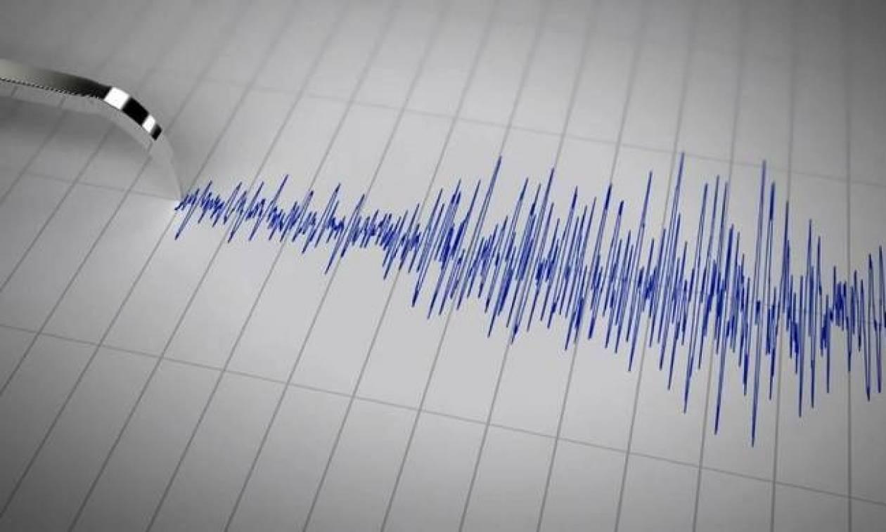 Σεισμός στη Μεσόγειο