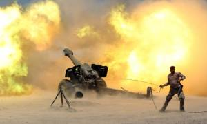 «Ούτε ένας τζιχαντιστής ζωντανός»: Βομβάρδιζαν ισλαμιστές επί τρεις ώρες – Δεκάδες οι νεκροί
