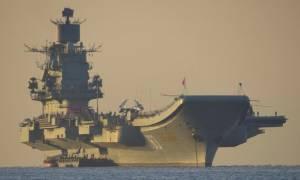 Συρία: Ανατροπή στην πολεμική σκακιέρα - Το μοναδικό ρωσικό αεροπλανοφόρο κατευθύνεται στη Μεσόγειο