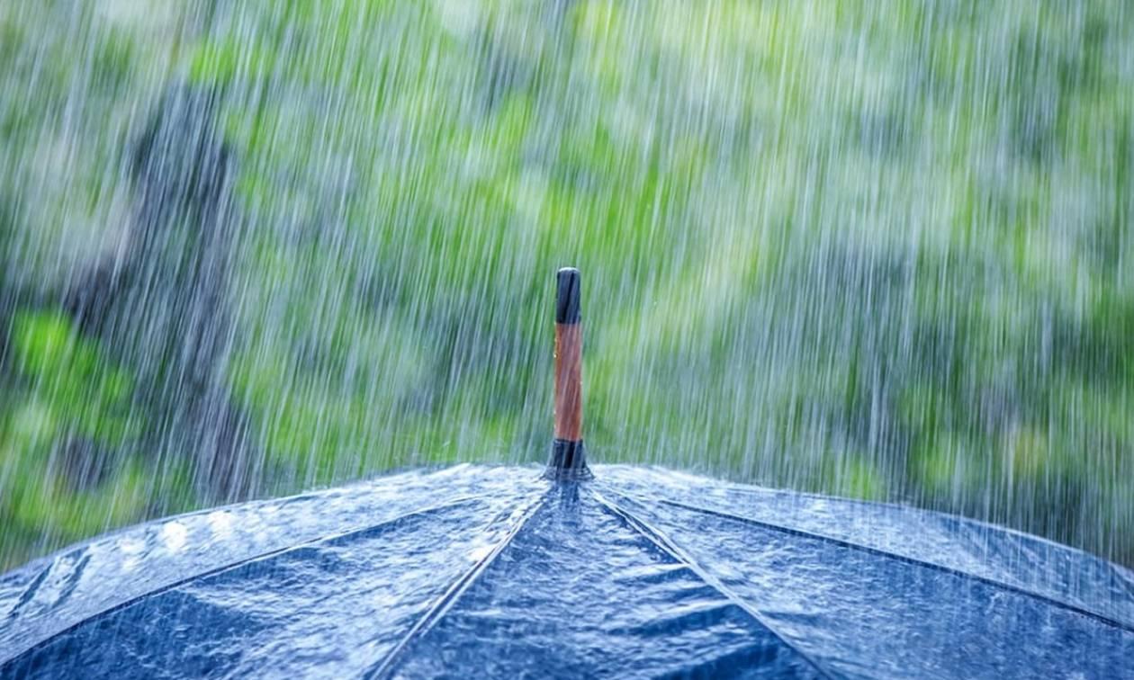 ΠΡΟΣΟΧΗ: Ο καιρός αγριεύει - Σε αυτές τις περιοχές θα «χτυπήσουν» σε λίγες ώρες καταιγίδες