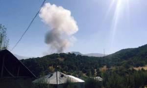 Ισχυρή έκρηξη στην Τουρκία (Pics)