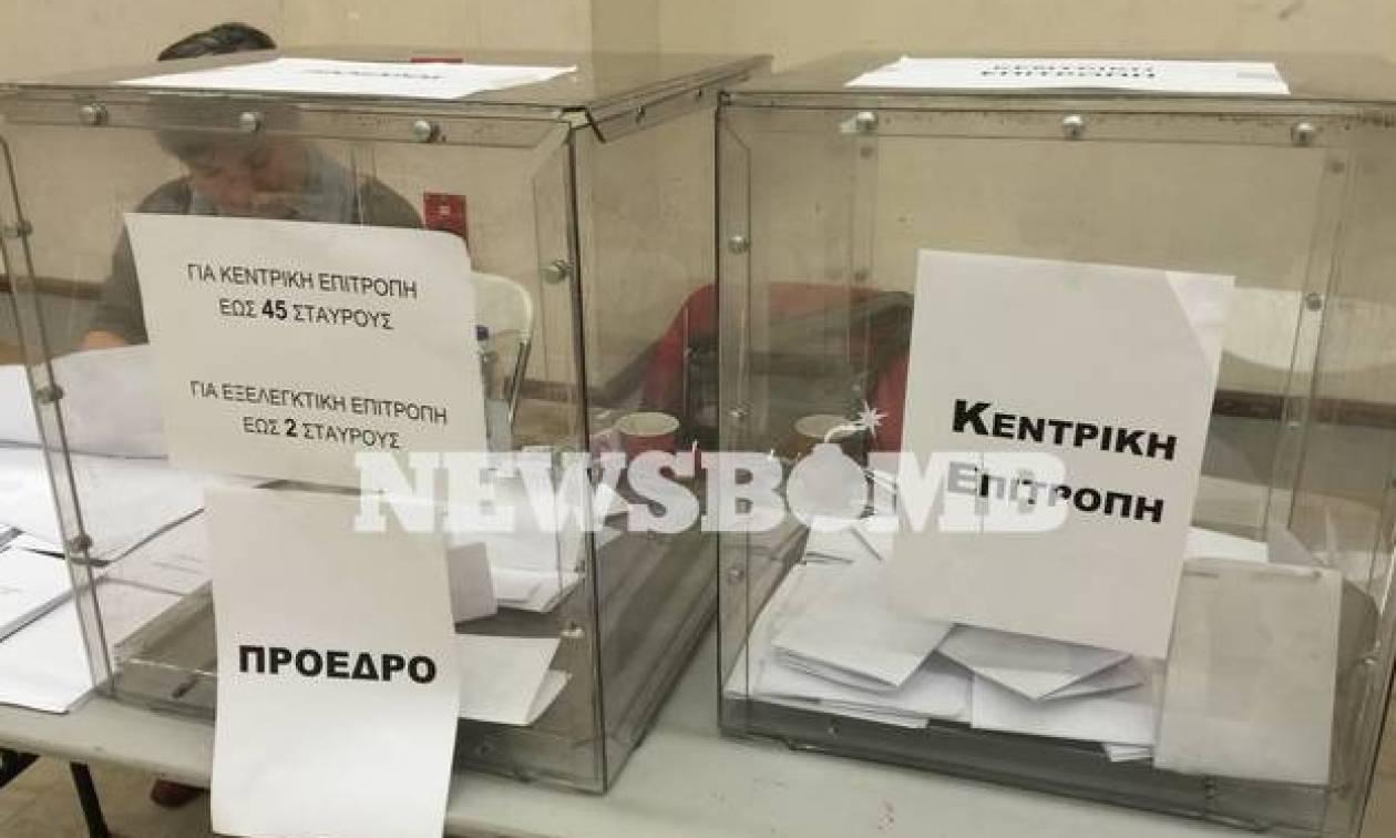 Συνέδριο - ΣΥΡΙΖΑ: Σε εξέλιξη οι ψηφοφορίες για πρόεδρο Κεντρικής Επιτροπής