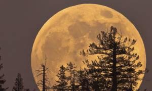 Πανσέληνος: Τι είναι το φαινόμενο «Super Moon» που θα δούμε απόψε (vid)