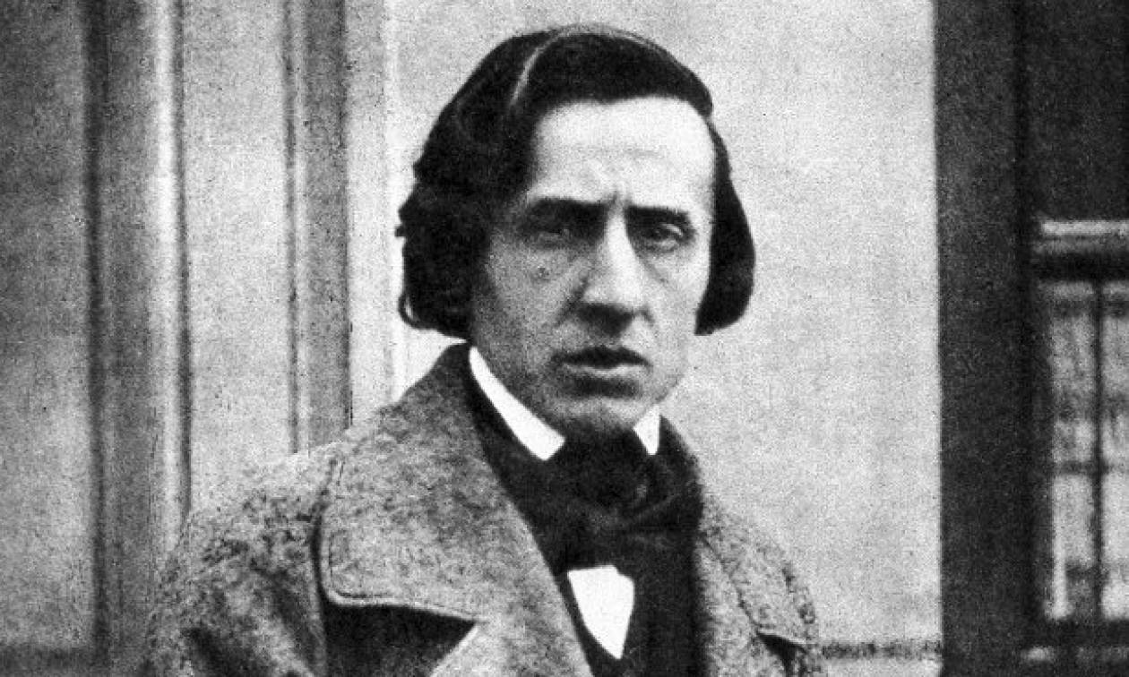 Σαν σήμερα το 1849 «έφυγε» ένας από τους κορυφαίους πιανίστες, ο Φρεντερίκ Σοπέν