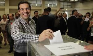 Αλ. Τσίπρας: Η ανανέωση της εμπιστοσύνης στο πρόσωπο μου, είναι ανανέωση ευθύνης για τον ΣΥΡΙΖΑ