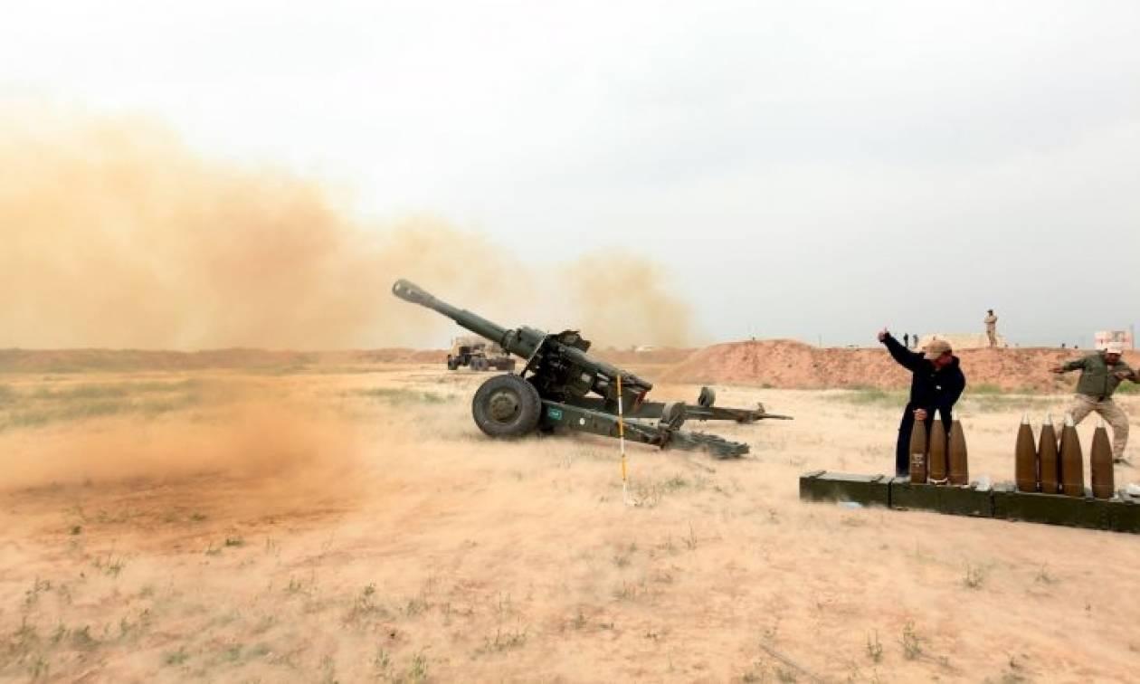 Ιράκ: Σφοδρές μάχες για την ανακατάληψη της Μοσούλης - Υποχωρεί το Ισλαμικό Κράτος