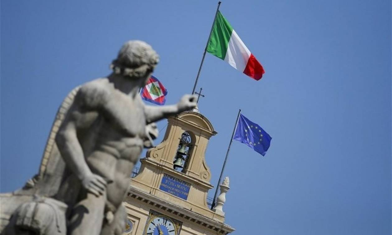 Die Welt: Απελπιστική η κατάσταση της οικονομίας της Ιταλίας - Θέμα χρόνου η έξοδος από την Ευρωζώνη