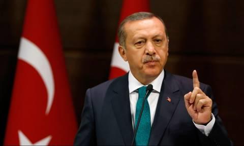 Ερντογάν: Η Τουρκία θα συμμετάσχει ενεργά στην ανακατάληψη της Μοσούλης