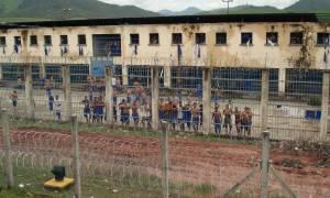 Βραζιλία: «Λουτρό» αίματος σε φυλακή με 25 νεκρούς - Αποκεφάλισαν επτά κρατούμενους (video)