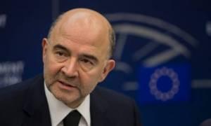 Μοσκοβισί: Η εφαρμογή μέτρων για το χρέος είναι προϋπόθεση για την πρόσβαση της Ελλάδας στις αγορές