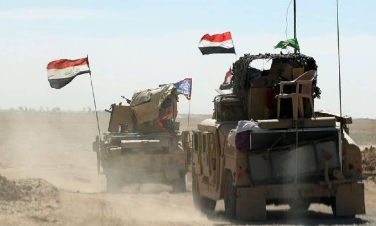 Μοσούλη: Άγριες μάχες μεταξύ ιρακινών δυνάμεων και τζιχαντιστών (video)