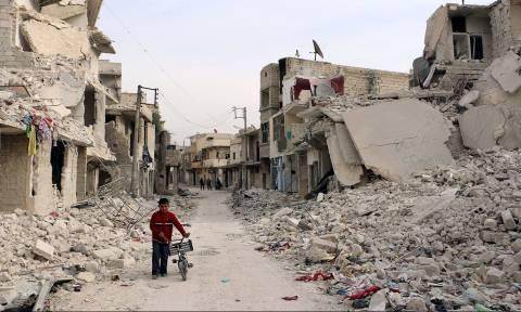 Οκτάωρη κατάπαυση πυρός στο Χαλέπι – Νέες φονικές επιδρομές