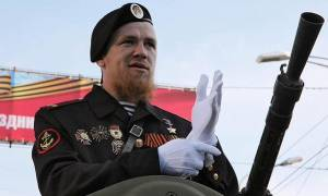 Ουκρανία: Νεκρός ένας στρατιωτικός διοικητής των φιλορώσων ανταρτών στο Ντονέτσκ