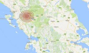 Σεισμός Ιωάννινα: Μετασεισμός 3,6 Ρίχτερ