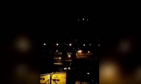 «Τρόμος» στη Γενεύη - Διάσημος ποδοσφαιριστής κατέγραψε με το κινητό του UFO (video)