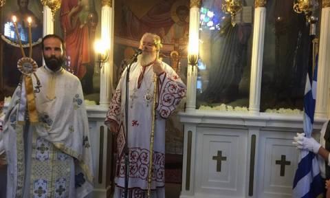 Η εορτή του Αγίου Λουκά στην Μονή Κυδωνίας