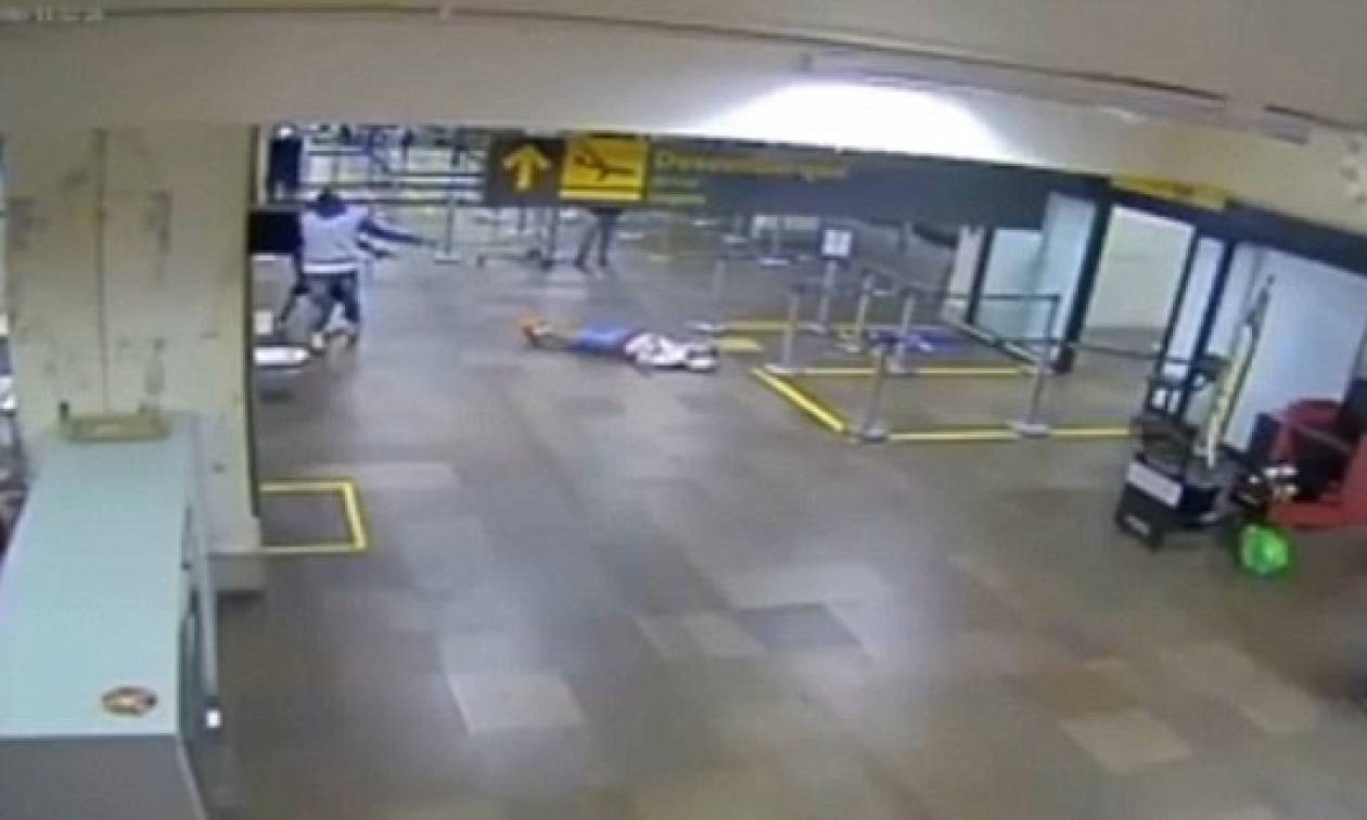 Βίντεο σοκ: Τον γάζωσαν με 17 σφαίρες για τα μάτια μιας γυναίκας!