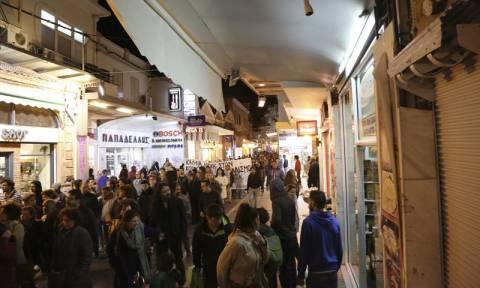 Μυτιλήνη: Με πλήθος κόσμου πραγματοποιήθηκε το αντιρατσιστικό συλλαλητήριο