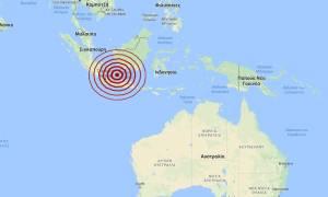Ισχυρός σεισμός 6,2 Ρίχτερ στην Ινδονησία (pics)