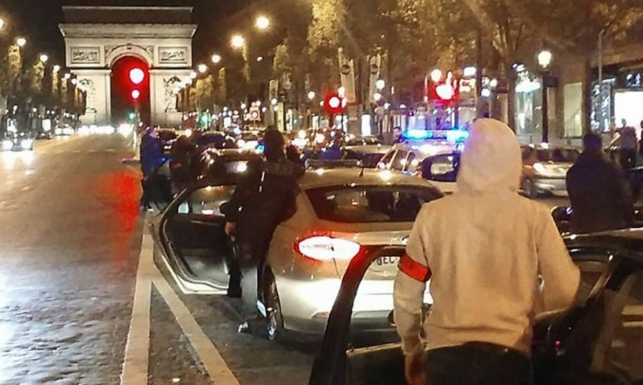 Γαλλία: Διαμαρτυρία αστυνομικών για τις βίαιες επιθέσεις εναντίον συναδέλφων τους (vid)