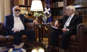 Τι συζήτησαν Παυλόπουλος - Κουρουμπλής στο Προεδρικό Μέγαρο