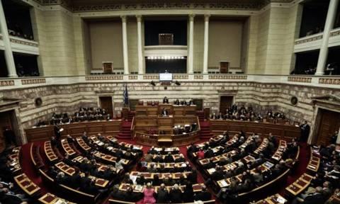 Live - Βουλή: Κρίσιμη διάσκεψη των προέδρων για τη συγκρότηση του ΕΣΡ