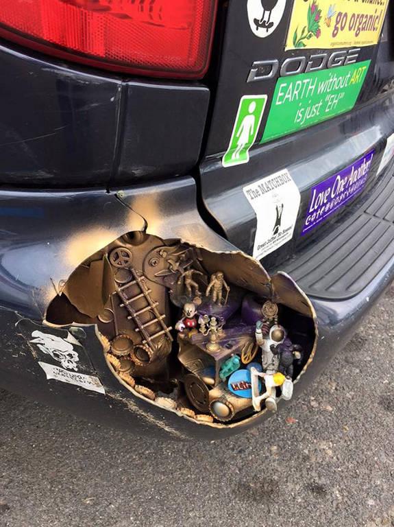 Αν νομίζετε ότι το αυτοκίνητο σας έχει «χαρακτήρα» τότε σίγουρα δεν έχετε δει αυτά τα αμάξια (Pics)
