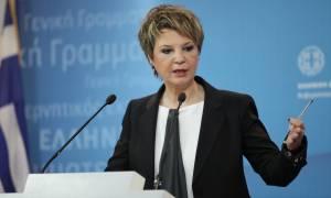 Όλγα Γεροβασίλη: Η ΝΔ τορπίλισε τη συγκρότηση του ΕΣΡ