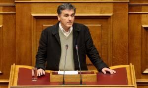 Τσακαλώτος: Το ΔΝΤ δεν ζητάει άλλο Μνημόνιο - Όλοι καταλαβαίνουν τι σημαίνει μη λύση για το χρέος...