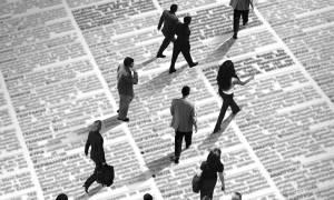 Στο ναδίρ η απασχόληση στην Ελλάδα: Μόλις 1 στους 2 στους Έλληνες απασχολούνται