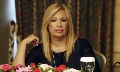 Γεννηματά – Πιτέλα: Να μη συνεχιστεί η «τιμωρία» των Ελλήνων