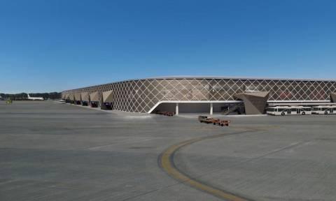 Έτσι θα γίνει το αεροδρόμιο «Μακεδονία» μετά την ανακαίνιση (pics)