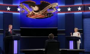 Εκλογές ΗΠΑ: Απίστευτες χυδαιότητες Κλίντον κατά Τραμπ