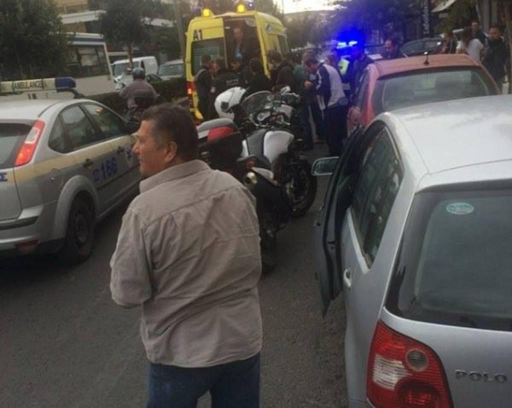 ΕΚΤΑΚΤΟ: Τροχαίο ατύχημα με θύμα αστυνομικό της Ομάδας ΔΙΑΣ (photo)