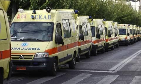 Απίστευτο: Δεν φαντάζεστε ποσά χιλιόμετρα έχει κάνει αυτό το ασθενοφόρο του ΕΚΑΒ (photo)