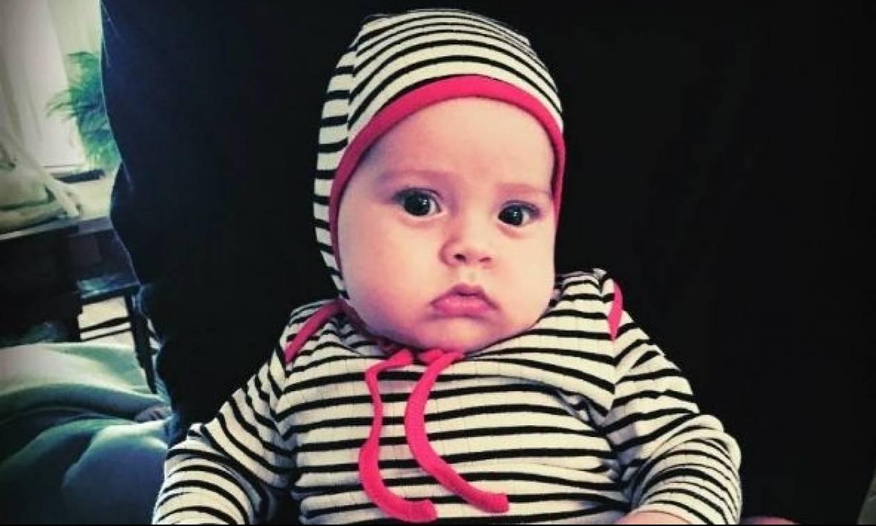 Γνωστή ηθοποιός φωτογραφίζει την 9 μηνών κορούλα της και μας δείχνει πόσο έχει μεγαλώσει