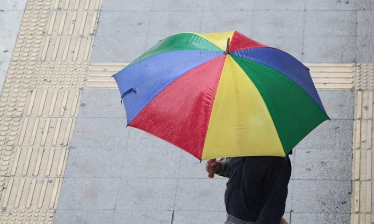 Η ΕΜΥ προειδοποιεί: Έρχονται καταιγίδες, χαλάζι και ισχυροί άνεμοι