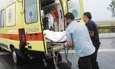 Τραγωδία στην άσφαλτο: Ένας νεκρός από σύγκρουση αυτοκινήτου με φορτηγό στο Αίγιο (Σκληρές εικόνες)