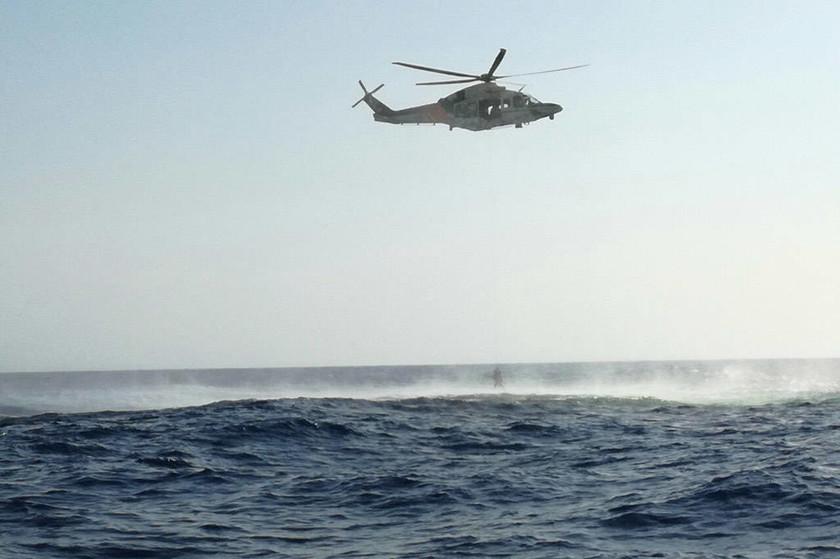 Οι Ένοπλες Δυνάμεις δίνουν ηχηρό «παρών» στο Καστελόριζο (pics + vid)
