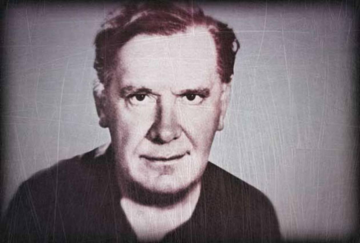 Σαν σήμερα το 1907 γεννήθηκε ο ζωγράφος και ποιητής Νίκος Εγγονόπουλος