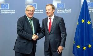 Tουσκ: Η Ρωσία επιδιώκει να αποδυναμώσει την Ευρωπαϊκή Ένωση