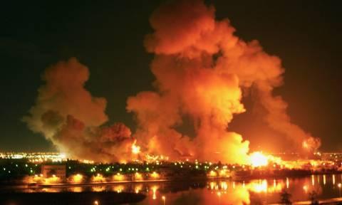 Ιράκ: Καμικάζι εισέβαλαν σε σταθμό παραγωγής ηλεκτρικής ενέργειας και σκόρπισαν το θάνατο