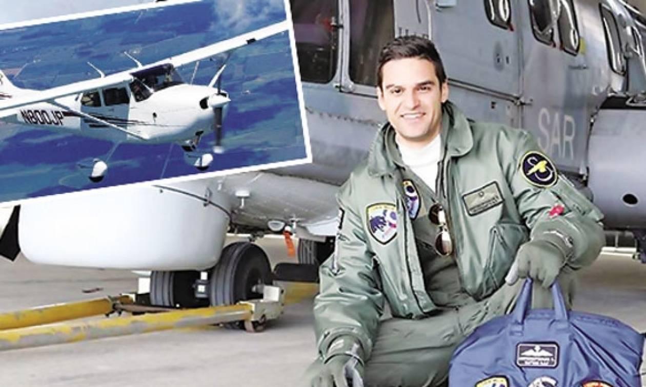«Ράγισαν καρδιές» στην κηδεία του αδικοχαμένου πιλότου Σωτήρη Αντωνόπουλου