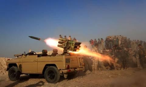 Ο ISIS αντεπιτίθεται: Δεκάδες ένοπλοι τζιχαντιστές εισέβαλλαν στο Κιρκούκ – Δείτε LIVE εικόνα