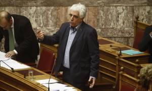 Βουλή: Καβγάς Παρασκευόπουλου - Λοβέρδου για την πειθαρχική έρευνα σε βάρος δικαστικού του ΣτΕ