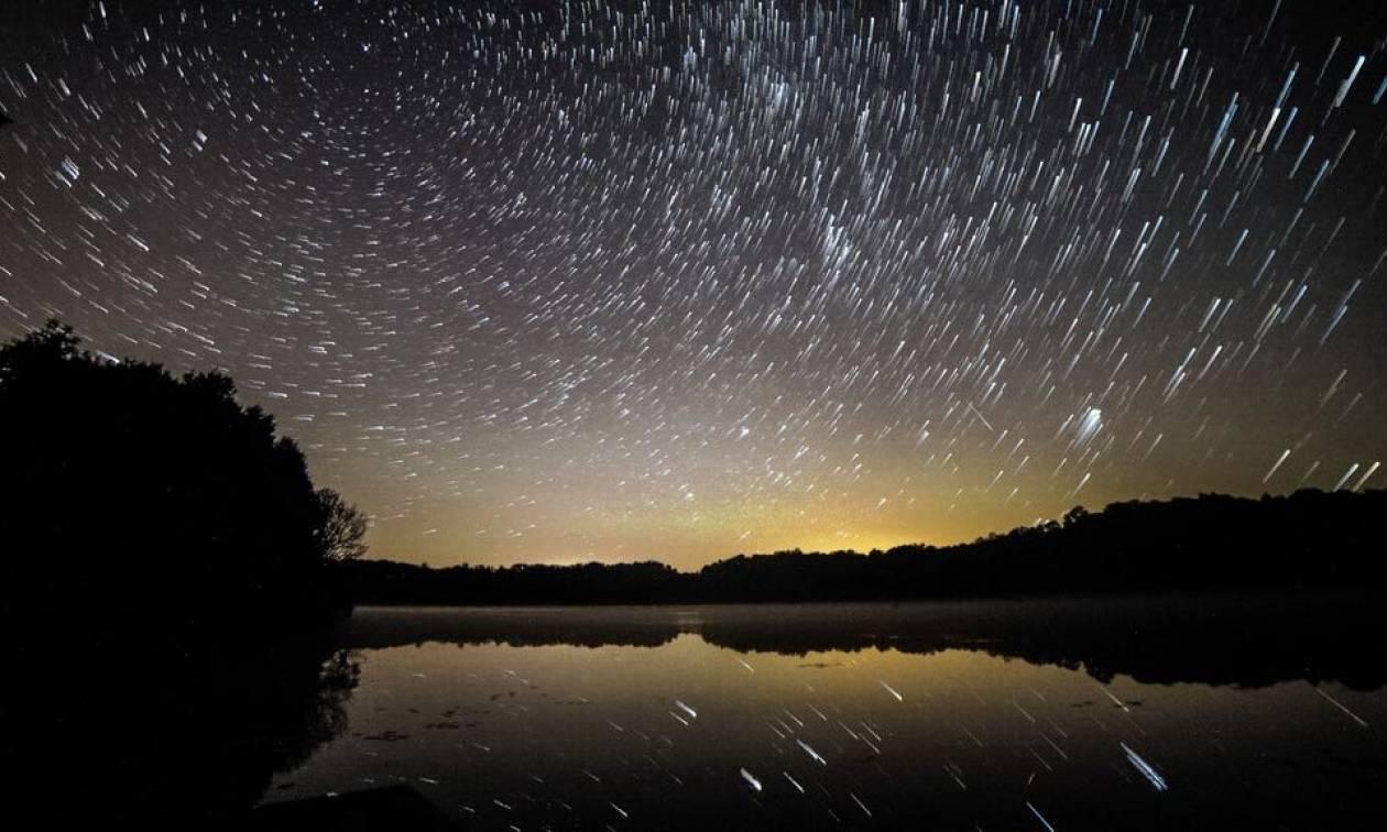 Ωριωνίδες: Κορυφώνεται απόψε η «βροχή» των διαττόντων αστεριών