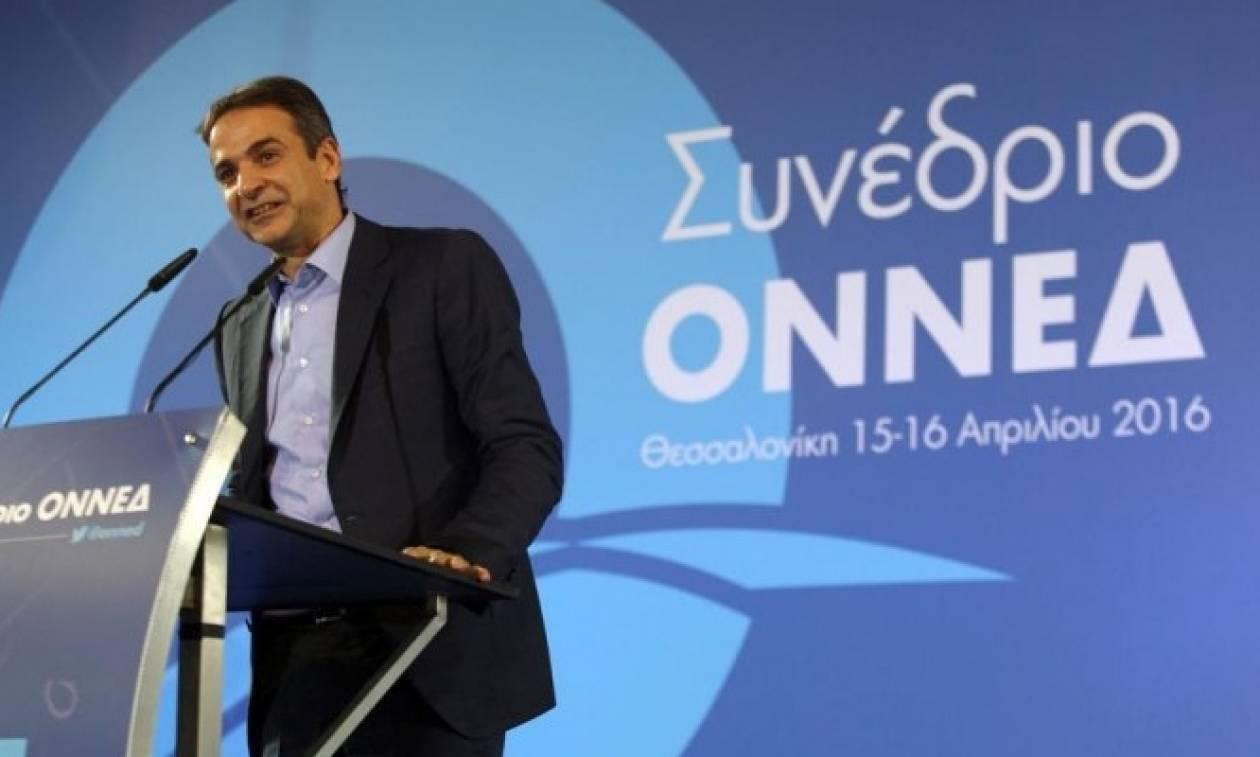 Κ.Μητσοτάκης: Εχθρός των νέων ο Τσίπρας - Η χώρα δεν χρειάζεται «επαναστάτες» των μολότοφ