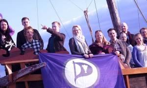 Ισλανδία: Οι Πειρατές έτοιμοι να καταλάβουν την εξουσία