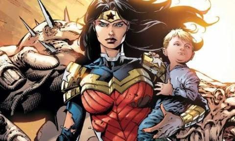 Μια... Wonder Woman στον ΟΗΕ (video)
