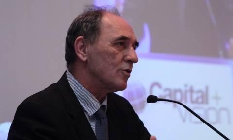 Σταθάκης: Οι επενδυτές θέλουν την επίλυση της βιωσιμότητας τους ελληνικού χρέους